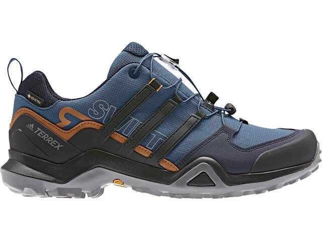 outlet on sale factory outlet exclusive shoes adidas TERREX Swift R2 GTX Shoes Men legend marine/core black/tech copper